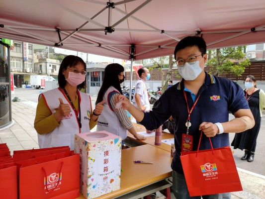 GRAPE KING Blood Alliance – Donating Blood Out of Love and Care